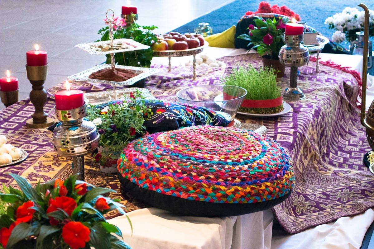Perzische thema event evenementen organiseren met saffraan catering