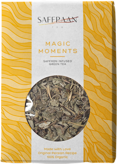 Saffron Tea Saffron Infused Grean Tea